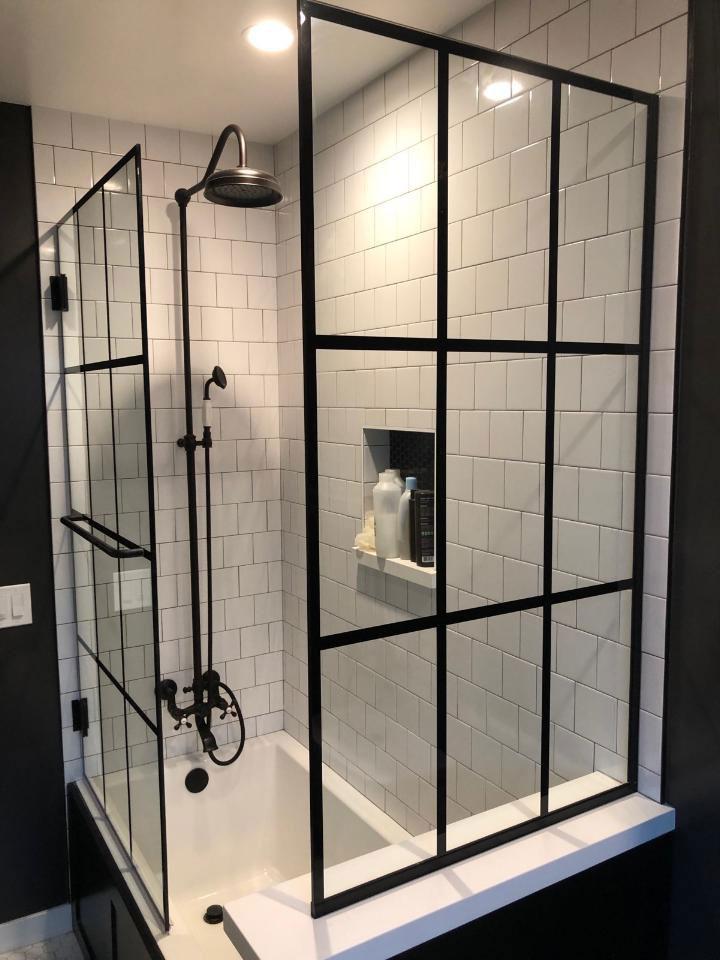 Grid Shower Enclosures